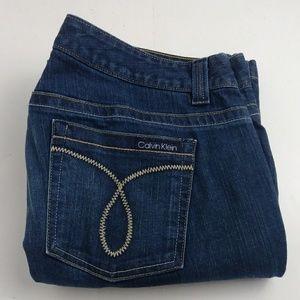 Calvin Klein jeans women's bootcut size 16